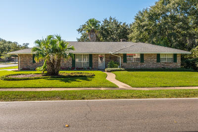 Long Beach Single Family Home For Sale: 20155 Pineville Rd