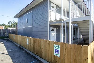 Biloxi Condo/Townhouse For Sale: 1664 Beach Blvd #166