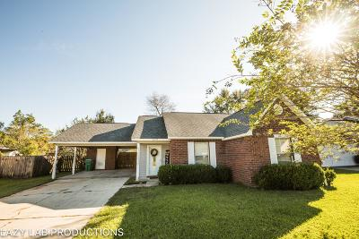 Gulfport Single Family Home For Sale: 14175 Cherry Ct