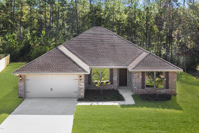 Gulfport Single Family Home For Sale: 15218 Haven Cv