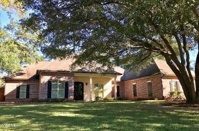 Pass Christian Single Family Home For Sale: 7287 Dogwood Pl