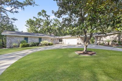 Ocean Springs Single Family Home For Sale: 14000 Bay Sweep Cir