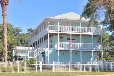 Biloxi Multi Family Home For Sale: 1496 Beach Blvd