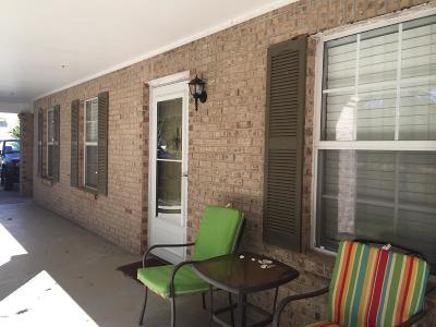 Bay St. Louis Condo/Townhouse For Sale: 515 Third St #Unit 1