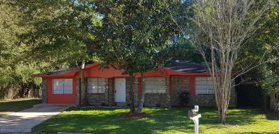 Gulfport Single Family Home For Sale: 132 James Dr