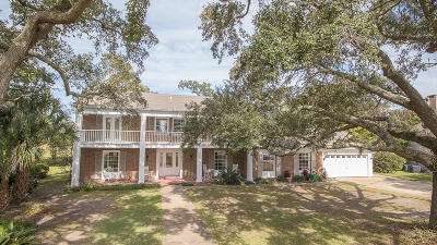 Gulfport Single Family Home For Sale: 10 Mockingbird Ln