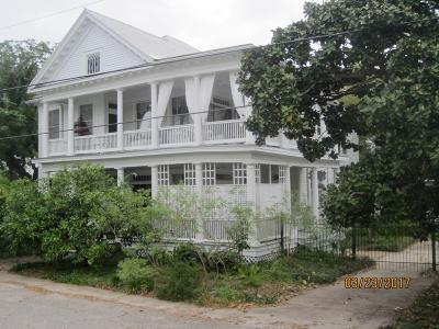 Biloxi Single Family Home For Sale: 122 Morrison Ave