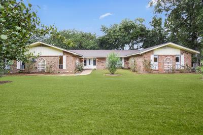Ocean Springs Single Family Home For Sale: 215 St Andrews Dr