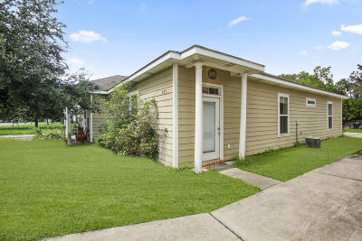 Ocean Springs Single Family Home For Sale: 109 Earle Taylor Ln
