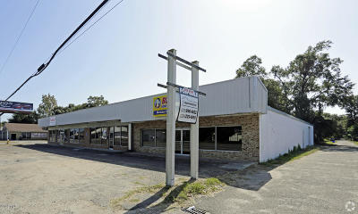 Gulfport MS Commercial Lease For Lease: $1,500