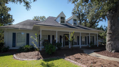 Biloxi Single Family Home For Sale: 9139 Scenic River Dr