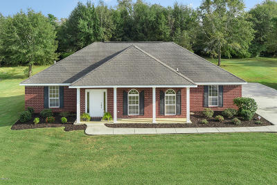 Saucier Single Family Home For Sale: 18801 Robins Cv