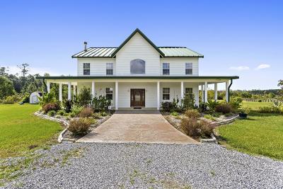 Ocean Springs Single Family Home For Sale: 13709 Old Biloxi Rd