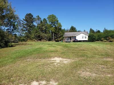 Saucier Single Family Home For Sale: 19730 Red Oak Rd