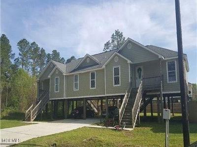 Bay St. Louis Multi Family Home For Sale: 6153 E Lamar St #6155