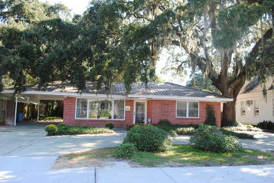 Biloxi Single Family Home For Sale: 134 Seal Ave