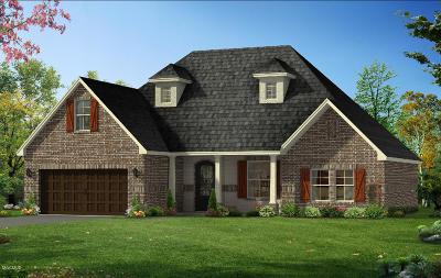Gulfport Single Family Home For Sale: 10429 E Landon Green Cir