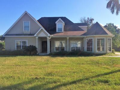 Biloxi Single Family Home For Sale: 7113 Southwind Dr