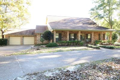 Biloxi Single Family Home For Sale: 9089 Scenic River Dr
