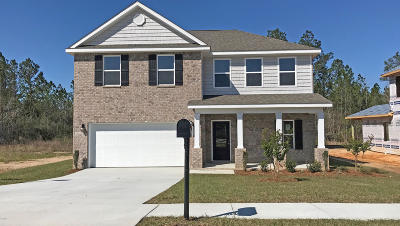 Gulfport Single Family Home For Sale: 10514 Sweet Bay Dr