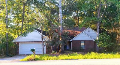 Diamondhead Single Family Home For Sale: 6538 Mauna Loa Dr