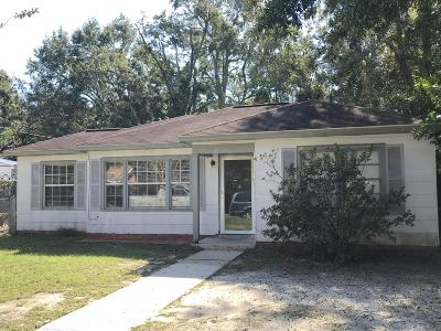 Biloxi MS Single Family Home For Sale: $77,000