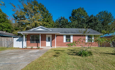 gulfport Single Family Home For Sale: 3700 Reynosa Dr