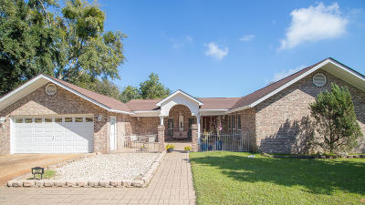 Biloxi Single Family Home For Sale: 332 Westview Dr