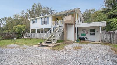 gulfport Single Family Home For Sale: 11119 Allen Rd