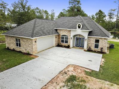 Ocean Springs Single Family Home For Sale: 3522 Old Shell Landing Rd