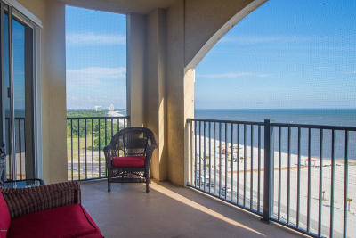 Gulfport Condo/Townhouse For Sale: 1200 Beach Dr #1004