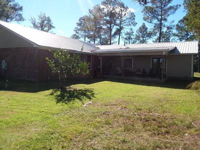 Ocean Springs Single Family Home For Sale: 10235 Muszar Ln