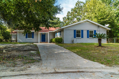 Biloxi MS Single Family Home For Sale: $118,000