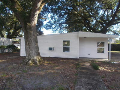Gulfport Single Family Home For Sale: 1902 Curcor Dr