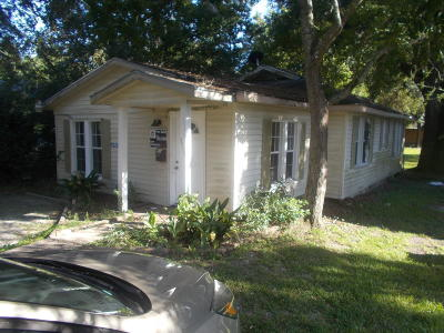 gulfport Single Family Home For Sale: 1635 3rd St