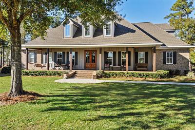 Pass Christian Single Family Home For Sale: 23444 Arcadia Farm Rd