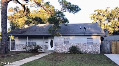 Gulfport Single Family Home For Sale: 496 West Ave