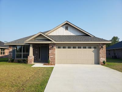 Gulfport Single Family Home For Sale: Lot 7 Tiffany Renee Dr