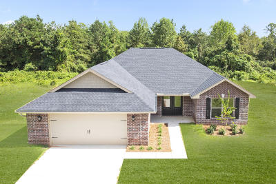 Gulfport Single Family Home For Sale: 15054 Longwood Ln