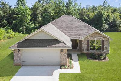 Gulfport Single Family Home For Sale: 14991 Longwood Ln