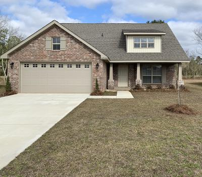Gulfport Single Family Home For Sale: 14544 Canal Loop