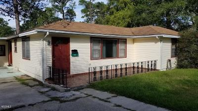 gulfport Single Family Home For Sale: 46 36th St