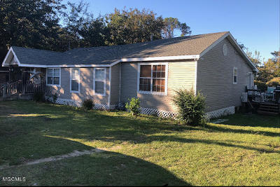 Gulfport Single Family Home For Sale: 3416 20th St