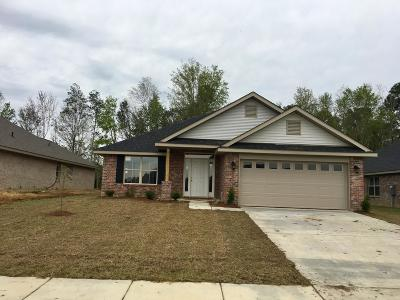 Gulfport Single Family Home For Sale: Lot 37 Canal Loop