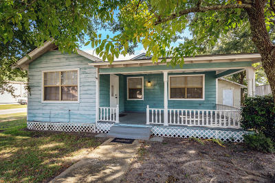 gulfport Single Family Home For Sale: 2526 17th Ave
