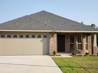 Gulfport Single Family Home For Sale: Lot 8 Tiffany Renee Dr