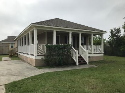 Bay St. Louis Single Family Home For Sale: 674 Union St