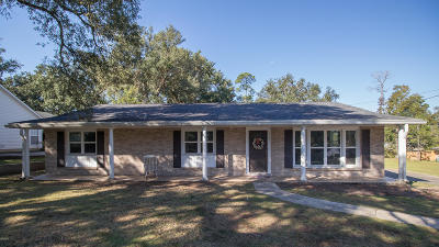 Gulfport Single Family Home For Sale: 757 Glen Valley Way