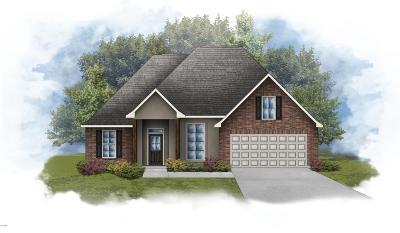 Gulfport Single Family Home For Sale: 15100 Belhaven St