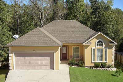 Diamondhead Single Family Home For Sale: 84120 Lola Dr